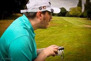 The Shot Navi N2 Handheld Golf GPS